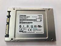 """Toshiba Q Pro 2.5"""" 128GB SATA III Internal Solid State Drive SSD THIN 7MM 108gb"""