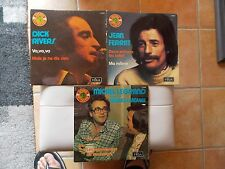 3 Vinyls 2 titres - Golden Hit-Parade -
