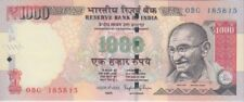 India Banknote P107i -5815 1,000 Rupees 2014 NO IN SET, UNC