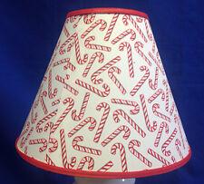 Candy Cane Christmas Handmade Lamp Shade Xmas Lampshade
