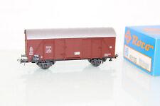 Roco H0 4310S gedeckter Güterwagen Gm39 der DB in OVP GL1806