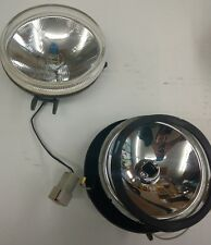 Jeep Wrangler PIAA fog light / driving lights and covers/ parts tj