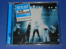 Blue Oyster Cult - Setlist - The very best of Blue Oyster Cult live - CD S/S