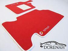 TAPPETINI SMART FORTWO W451 tappeti,tapis de sol,alfombras,NO ORIGINAL Premium '
