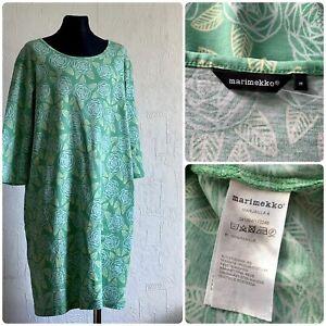 MARIMEKKO MARJAILLA dress 3/4 sleeves size M