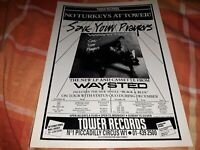 WAYSTED - Save Your Prayers + 1986 UK Tour - Magazine poster Advert A4 size