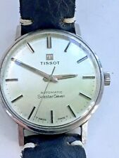 Vintage Tissot Seastar Seven Stainless Steel automatic