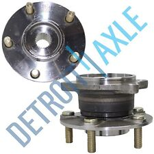 (2) Rear Wheel Bearing and Hub for 2004-2011 Mitsubishi Endeavor fits AWD ONLY