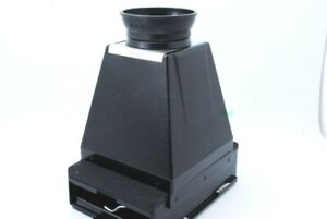 【Exc】Rare! Mamiya Finder Focusing Ground Glass Chimney Universal Press Super 23