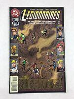 Legionnaires 51 August 1997 Comic Book DC Comics