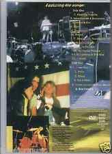 rare DVD PROMO ONLY 80'S NIRVANA live tonight sold out SMELLS LIKE TEEN SPIRIT