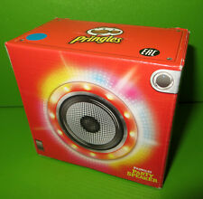 Pringles SI-368 Smart Wired Speaker for SmartPhone - Red