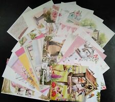 Hunkydory ~ A6 toppers  ~ **24 x 150gsm sheets** ~ Home Sweet Home