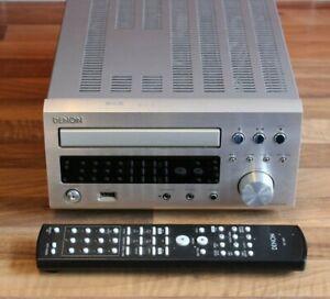 Denon RCD-M37DAB CD Receiver... Faulty