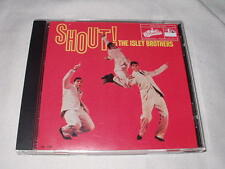 THE ISLEY BROTHERS Shout! CD RCA Victor Album Soul Oldies R&B Collectables