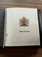 Großbritannien lindner Album, 1973 b. 1981, postfrisch, Seite 7 - 34,