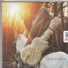 CD ALBUM PROMO / DEATH IN VEGAS / TRANS-LOVE ENERGIES