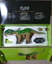 Pleo a Ugobe Life form robotic pet Original first release 2007