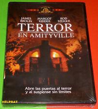 TERROR EN AMITYVILLE / THE AMITYVILLE HORROR -DVD R2- Precintada