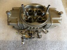 Braswell Holley Hp 830 Cfm Annular Boosters Gas Racing Carburetor