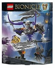Lego Bionicle Skull Basher Skeleton Robot Building Toy 70793 72 pcs New