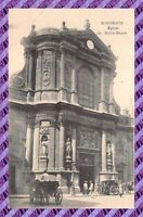 CPA 33 - BORDEAUX - Eglise notre dame