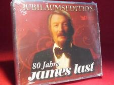 JAMES LAST    80 Jahre Jubiläumsedition  NEU + OVP    Readers  5 CD BOX *