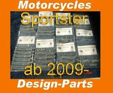 In ACCIAIO INOX POLLICI KIT MOTORE/GETR. a partire dal 2009-HARLEY SPORTSTER