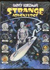 Harvey Kurtzman's Strange Adventures Near Mint HC Factory Sealed 1990  #rk-91