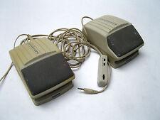 Datalux Aerospace Soundboxen / Integrated stereo Amplifier Speaker System