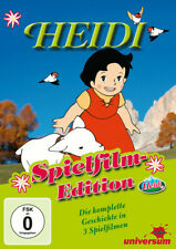 Heidi [Spielfilm-Edition, 3 DVD's]