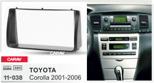 Car Stereo Fascia Dash Panel 2 Din Frame Trim Kit for TOYOTA Corolla     11-038