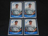Boston Red Sox Jim Lonborg Signed 1988 Pacific Autograph Card #80  811