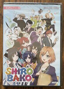 Shirobako: Collection 1 (DVD, 2016, 2-Disc Set)