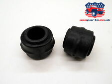 CAUCHOS CASQUILLOS BARRA ANTIBALANCEO 30mm CHRYSLER 300C DODGE CHARGER 2005-2014