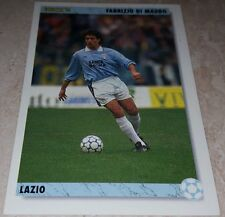 CARD JOKER 1994 LAZIO DI MAURO CALCIO FOOTBALL SOCCER ALBUM