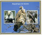 STAMP / TIMBRE GUINEE BLOC FEUILLET ** NEUF N° 132 FAUNE OISEAUX COTE + 18 €