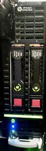 HP BL460c gen8 -  2 x Processore E5-2660 (8 core - 16 thread) - 16Gb Ram