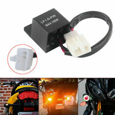 New listing 2 Pin 12V Electronic LED Flasher Relay Fix Motorcycle Turn Signal Lights Blinker(Fits: 1986 CR125)