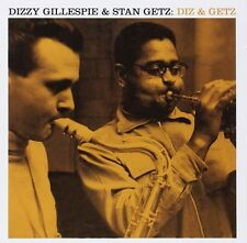 Dizzy Gillespie & Stan Getz - Diz & Getz [New CD] Spain - Import