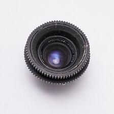 Cameflex-Kinoptik Apochromat 18mm F2--vintage lens