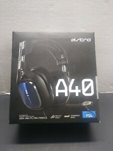 Astro Gaming A40 TR Wired Headset for PC, Playstation 4 & Playstation 5
