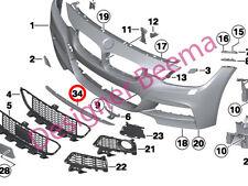BMW 3' F30 F31 M Sport Front Bumper Adapter Under Bonnet Shield (JS)