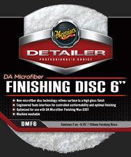 Meguiars Da Microfibra Almohadillas de DMF6 nuevo, libre de Reino Unido P&p