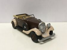 1936 36 Hispano-Suiza J12 Cabriolet Collectible 1/64 Scale Diecast Diorama Model