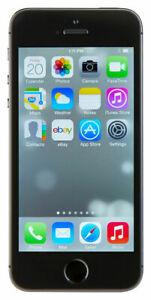 "Apple iPhone 5S iOS Smartphone LTE Touch 4"" Display Ohne Vertrag Fachhändler"