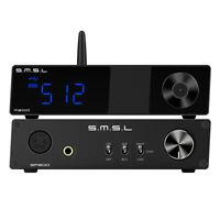 SMSL M200 AK4497EQ XMOS Aptx-HD Bluetooth 5.0 DSD512 Support LDAC HIFI Decoder