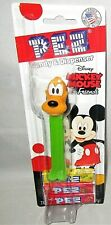 Disney's Mickey Mouse and Friends Pez Dispenser PLUTO [CARDED]