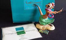 Walt Disney Classics Collection 1998 The Lion King  Luau  Timon  RARE Box Pin