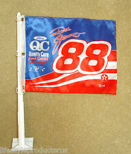 NEW DALE JARRETT FLAG NASCAR # 88 TRUCK CAR VEHICLE AUTOMOBILE